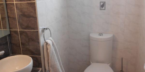 Grande Terre - WC privatif pour nos hôtes