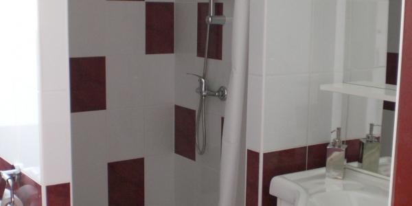 Gîte « Lifou » - Salle d'eau