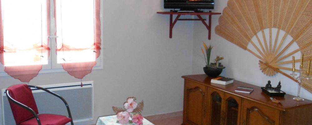 Gîte « Lifou » - Salon