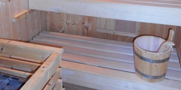 """Espace Bien-Être """"Ouvéa"""" - Le Sauna"""